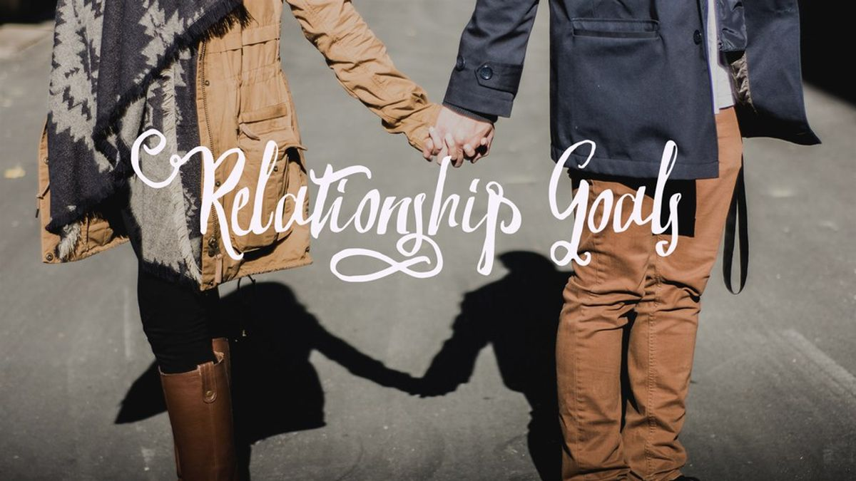 10 Relationship Goals We All Dream Of