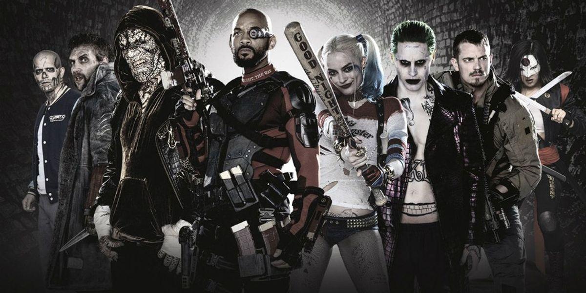 In Defense of 'Suicide Squad'
