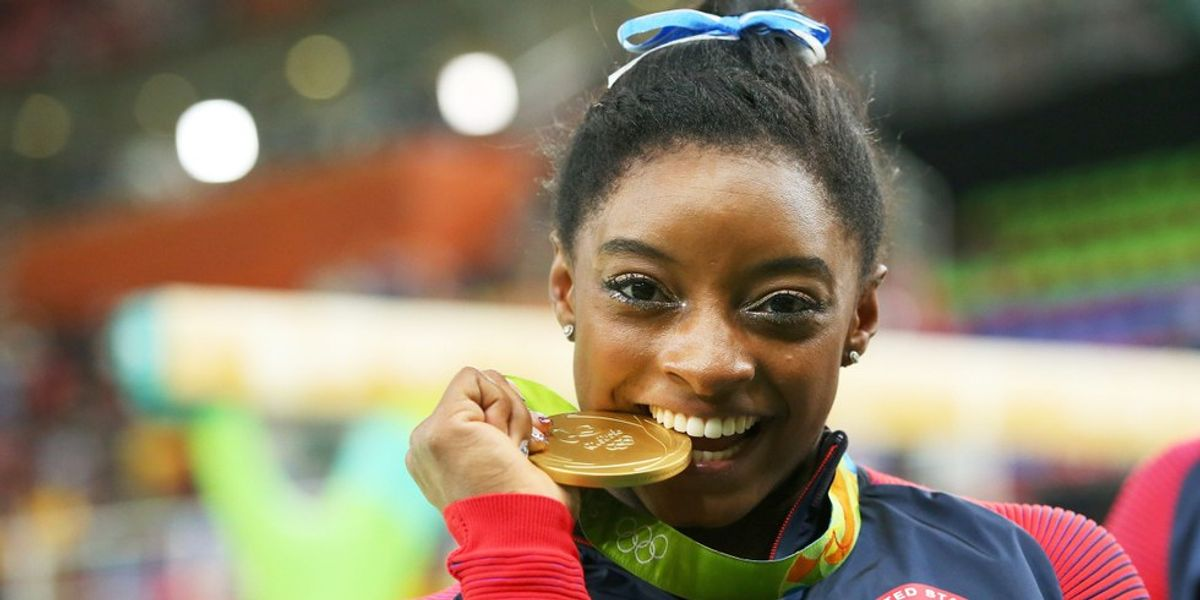 Simone Biles Takes The Olympics By Storm