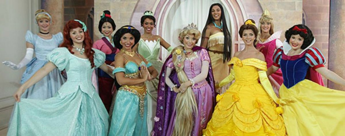 What I Learned From Disney Princess Movies