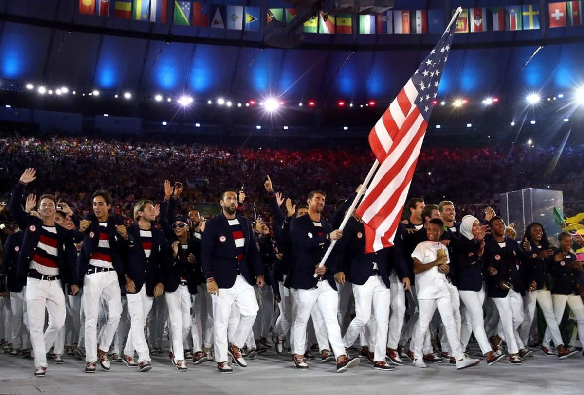 5 Reasons Why The Olympic Games Take The Gold