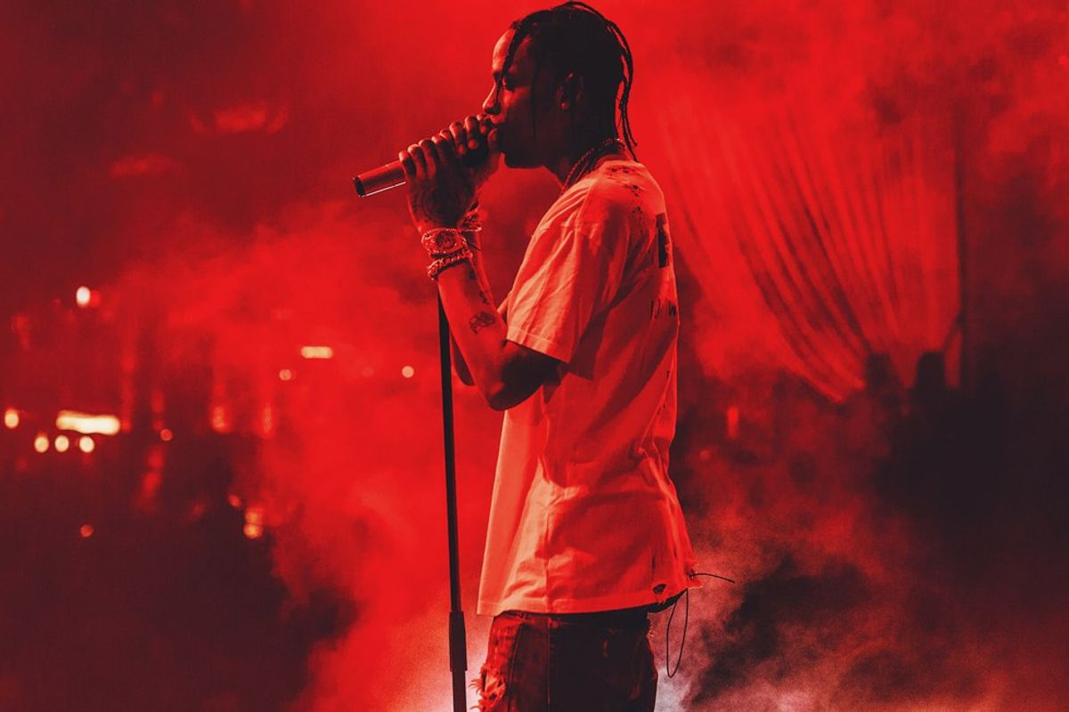 Travis Scott Confirms: 'Birds In The Trap' Set To Be Released August 26