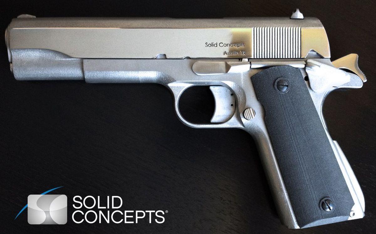 3D Printed Guns: Innovative Or Dangerous?