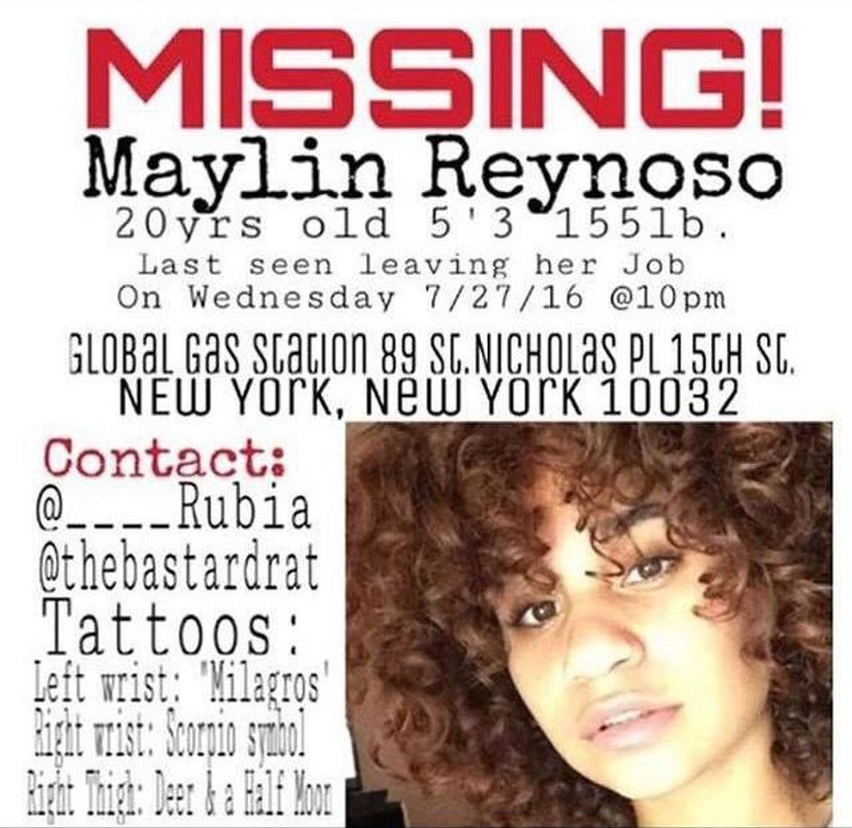 What Happened to Maylin?