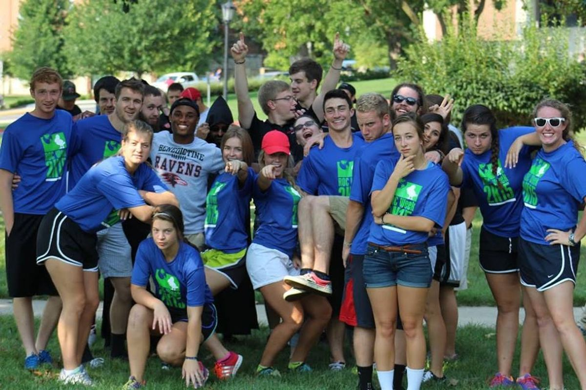 10 Signs You Might Be A ROC Leader