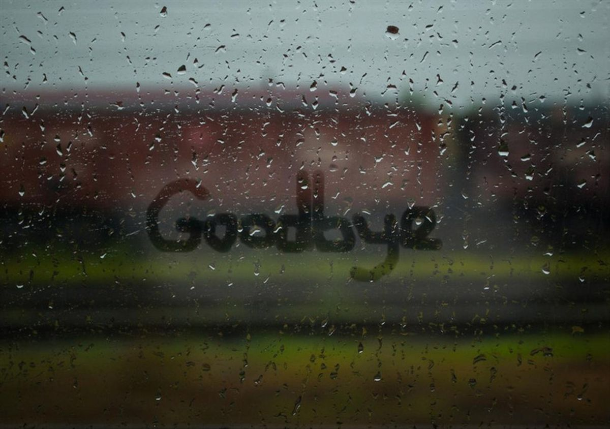 To The Person I Never Thought I'd Say Goodbye To