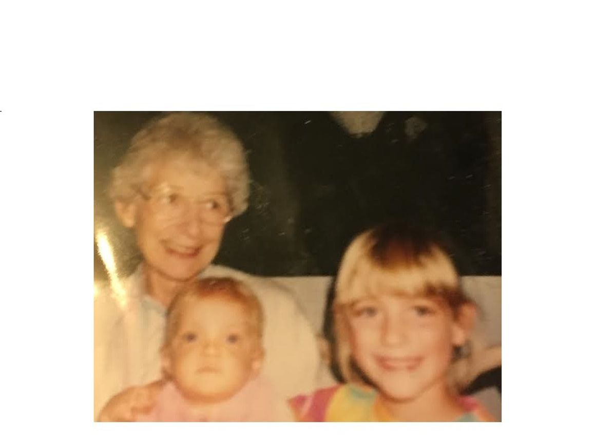 An Open Letter To My Grandma