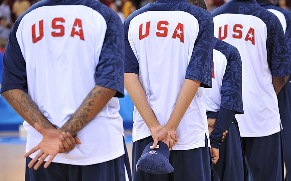 The Top 50 Men's Basketball Olympians (2016)
