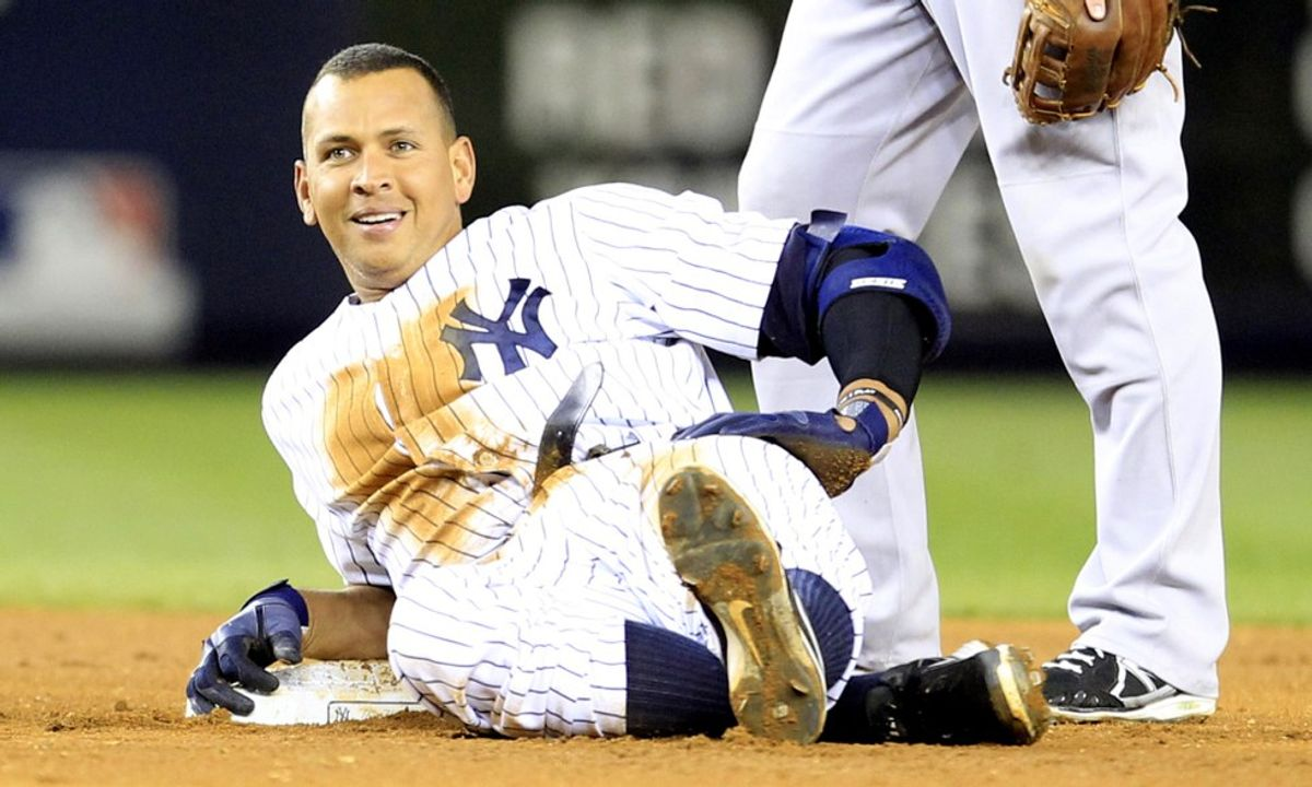 7 Of The Worst Moments From A-Rod's Career