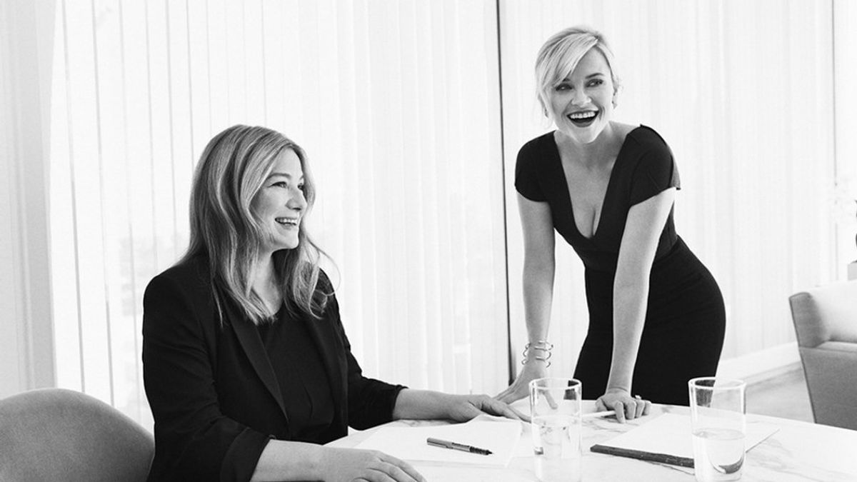 Reese Witherspoon's Book Club Is More Than Just A Bookclub