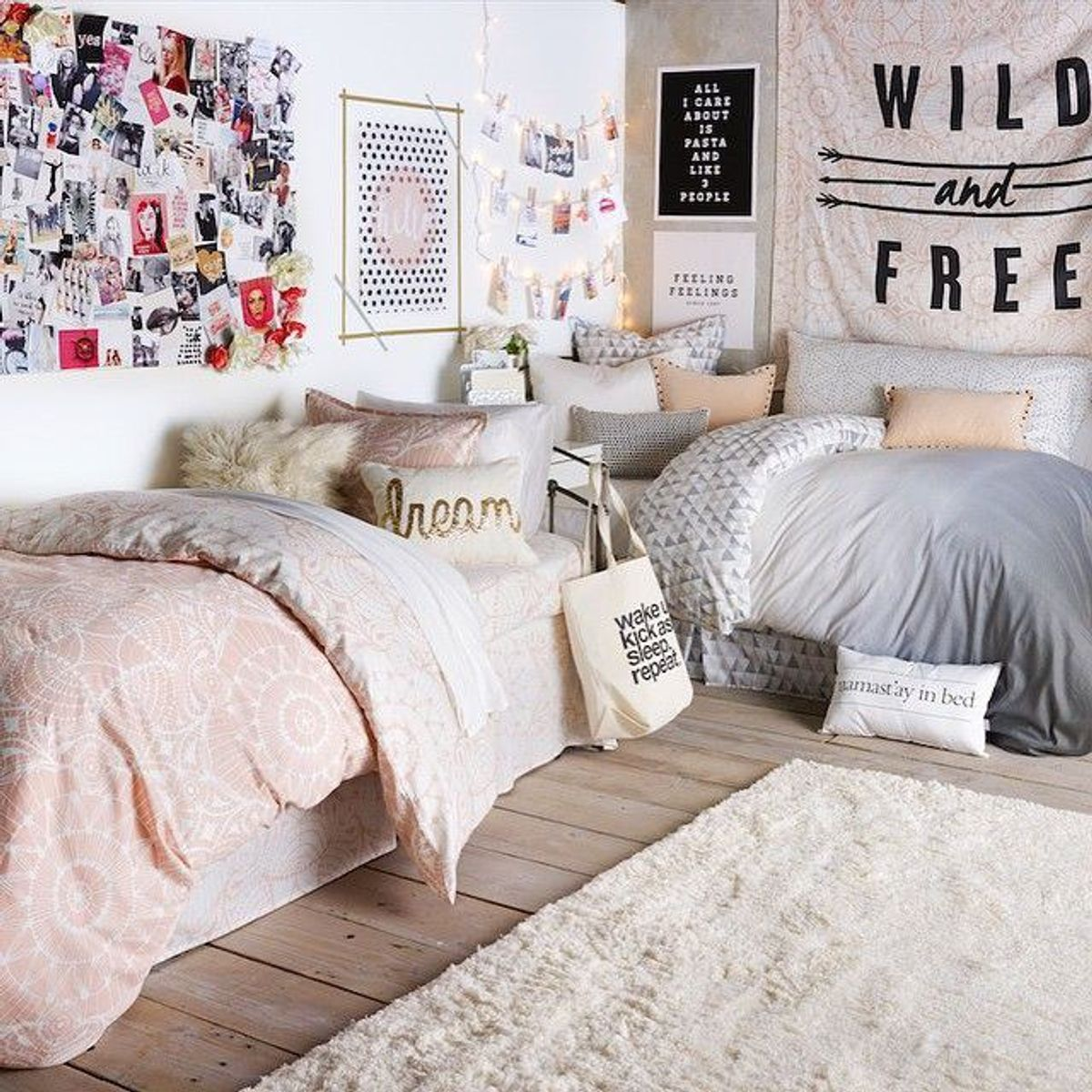 10 DIY Crafts To Spice Up Your Dorm Room