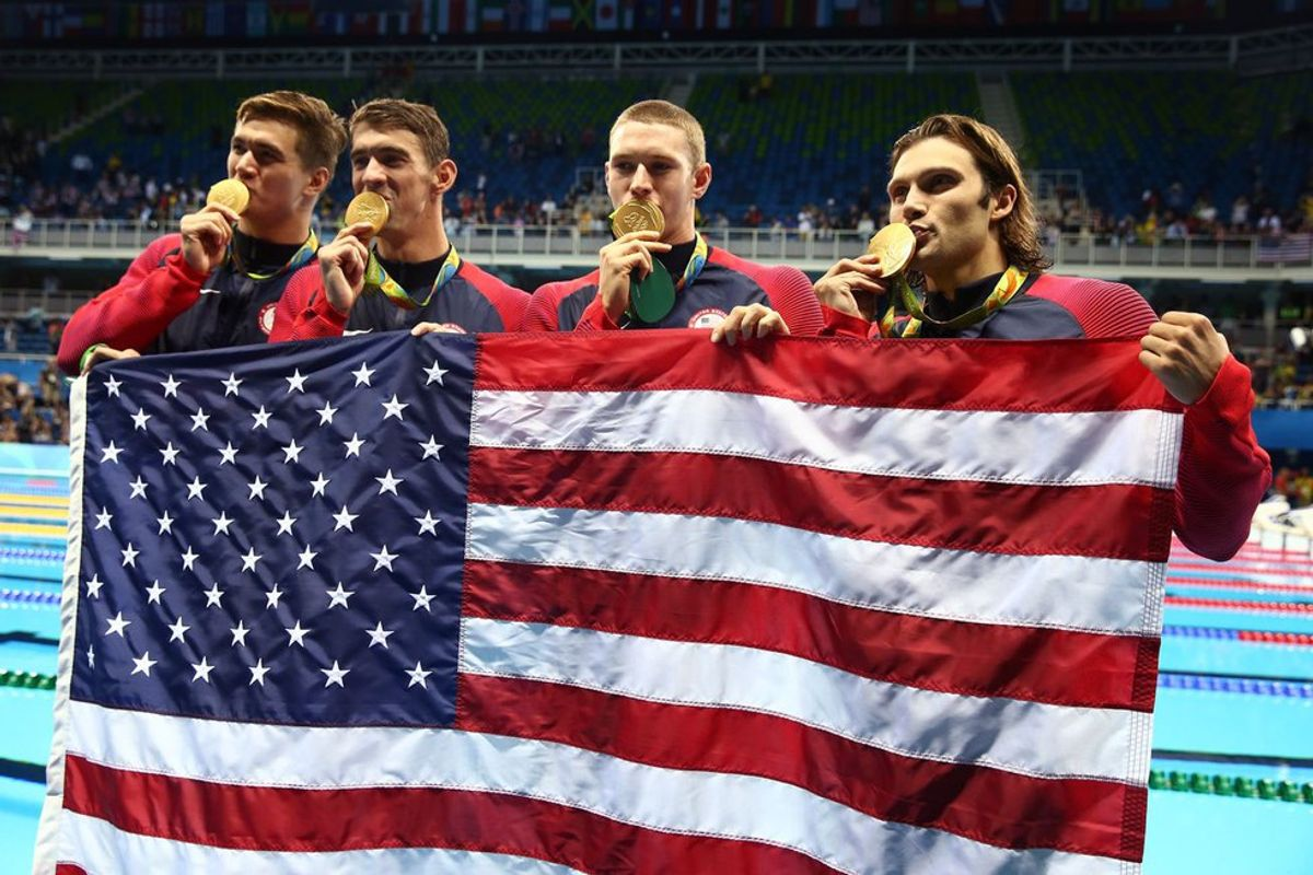 America's Top 10 Olympic Colleges