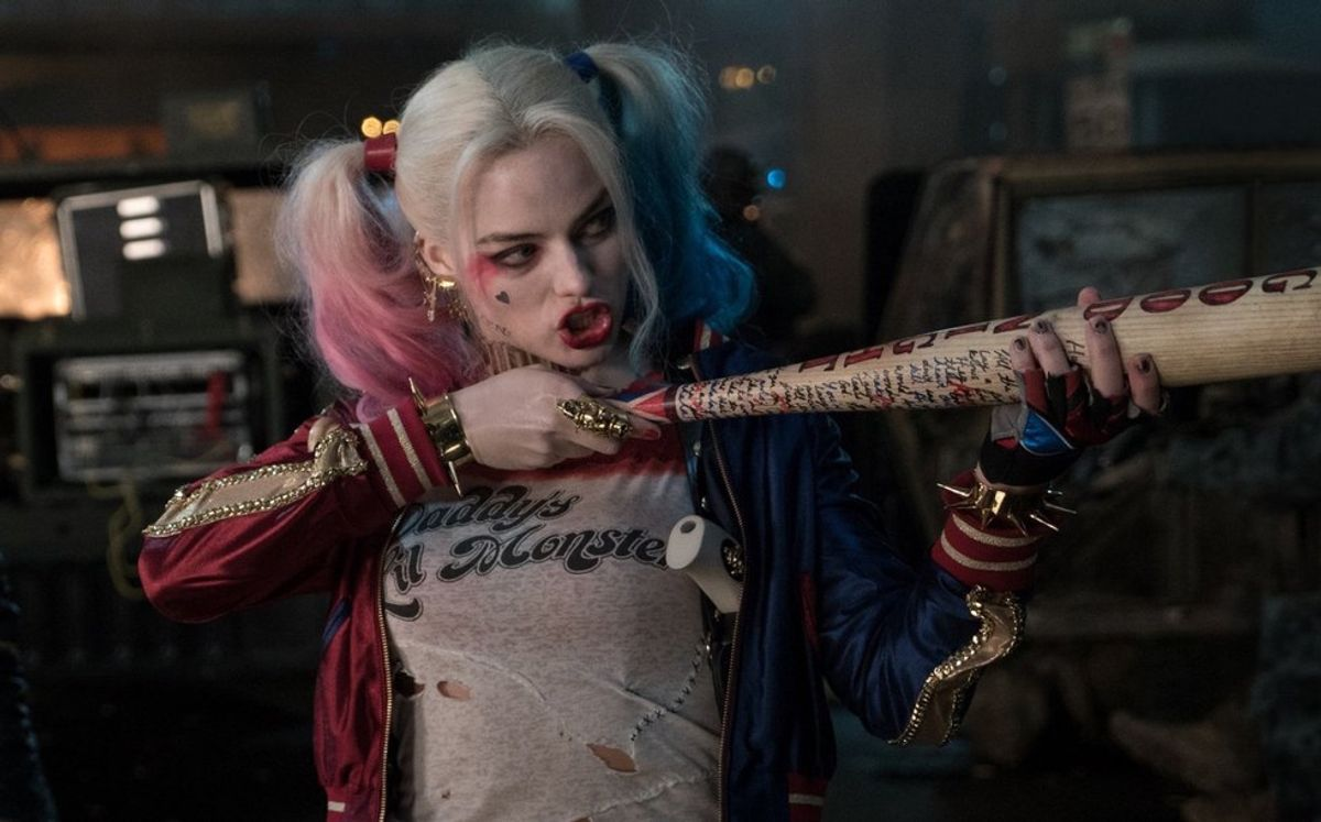Suicide Squad And Sexuality: Butts, Brains And Harley Quinn