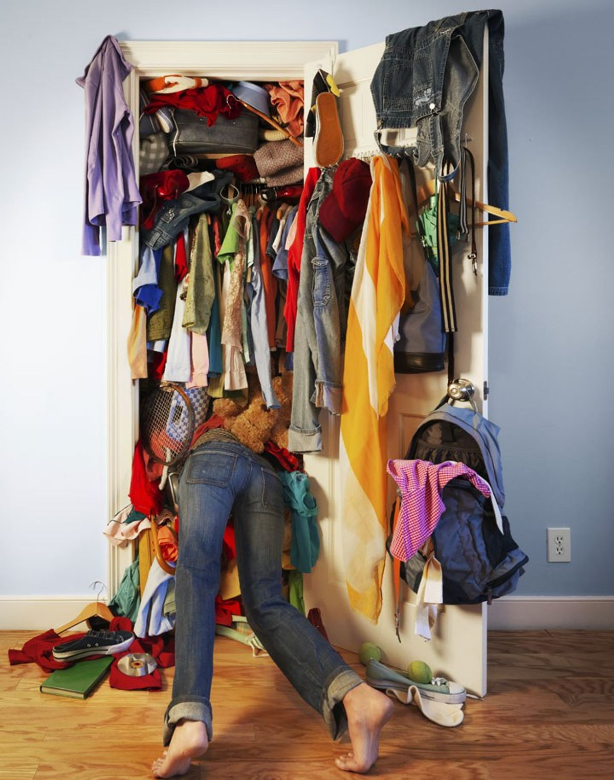 Cleaning Out Your Metaphorical Closet