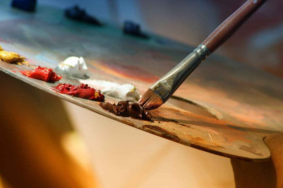 On Creativity And Depression