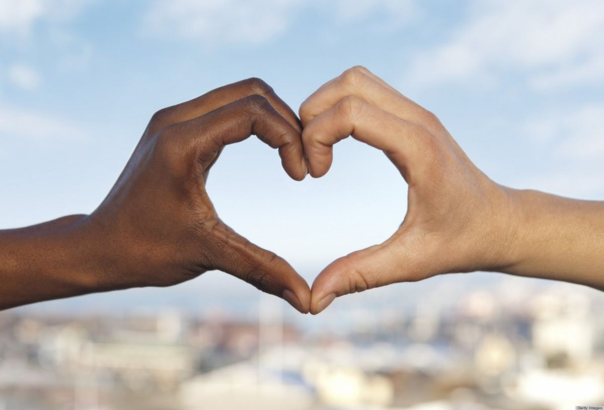 What It's Like Being In An Interracial Relationship