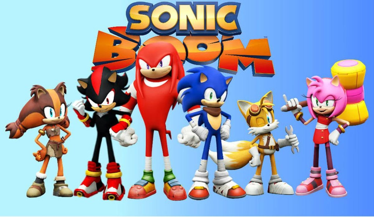 Video Game Review: 'Sonic Boom: Rise Of Lyric'