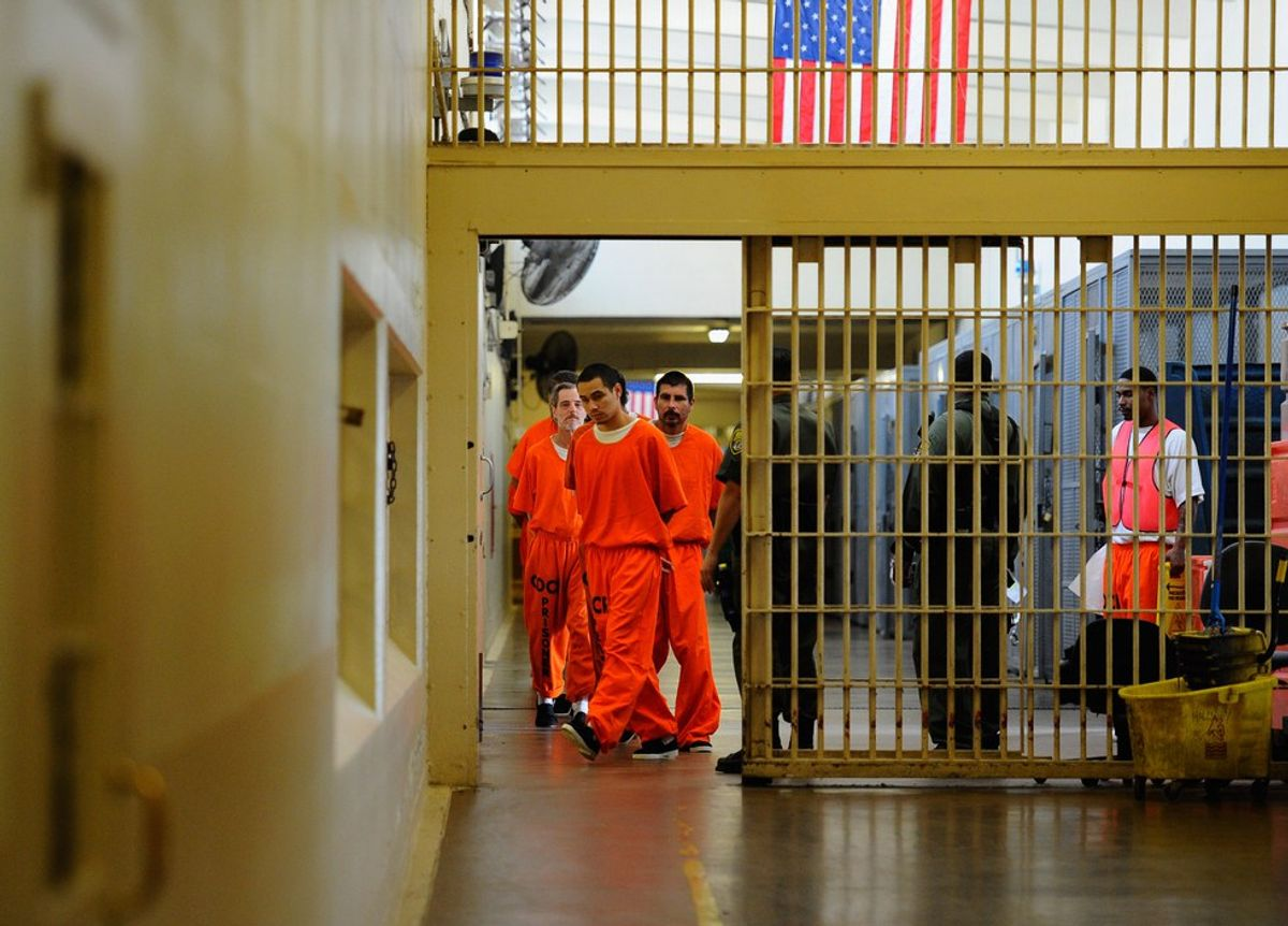 The Federal Government Is Seeking To End Its Contracts With Private Prisons