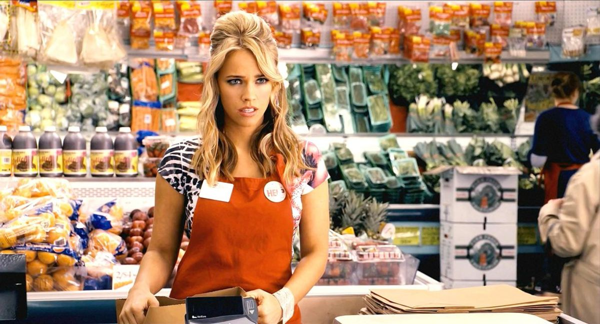 Confessions Of A Cashier Girl