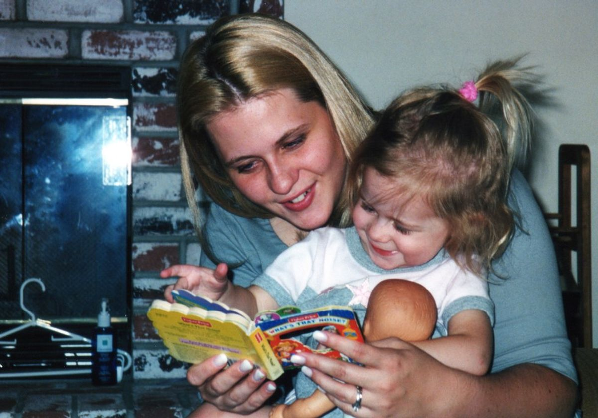 To The Most Important Person In My Life: My Mom