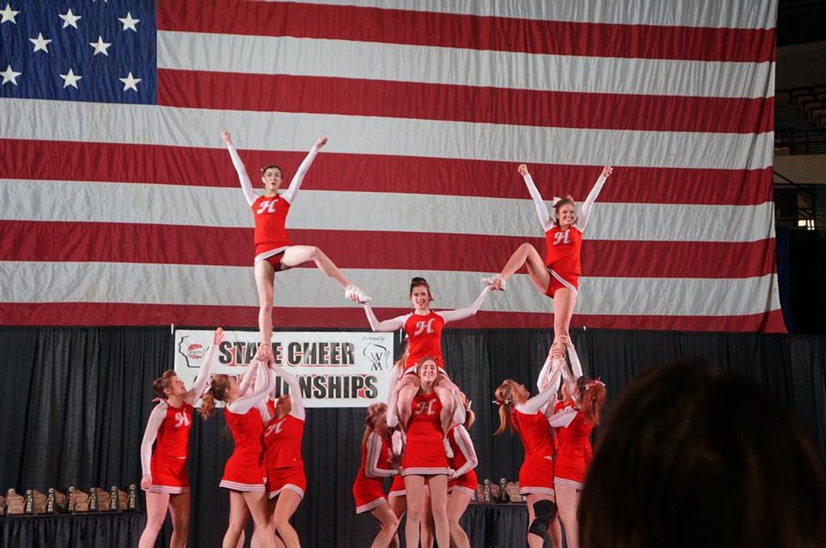 Why Cheerleading Should Be Considered A Sport, And Why You Should Care About It
