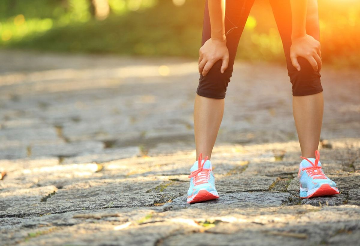 101 Thoughts You Have While Running