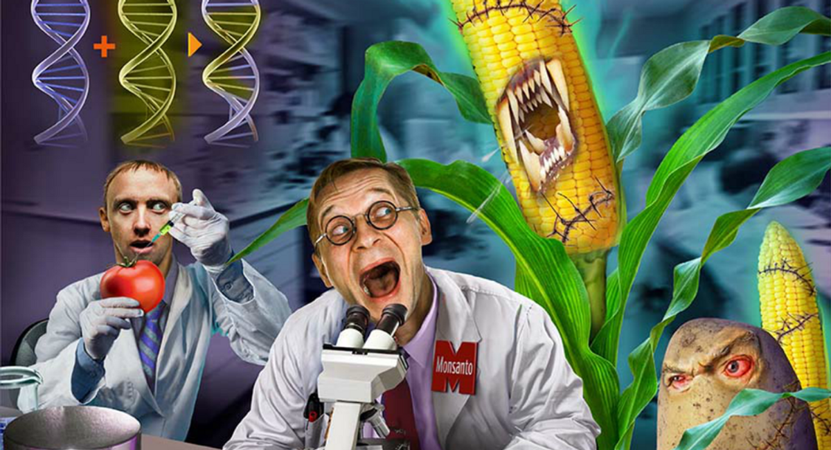 The Real Problem with Monsanto