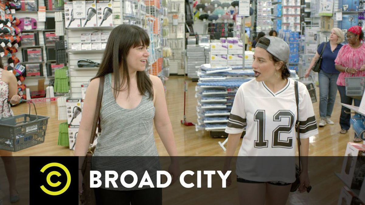 5 Reasons You Need To Watch 'Broad City'
