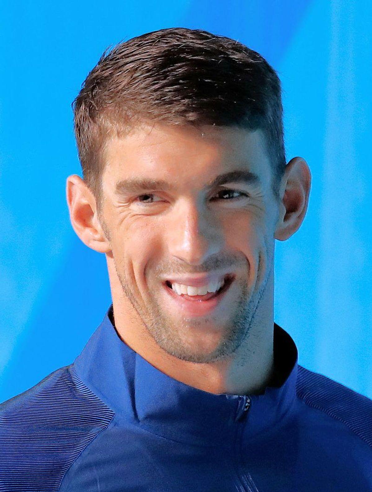 Michael Phelps: The Goat?