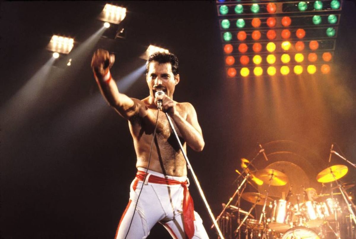 Freddie Mercury: The Artist That Changed My Life.