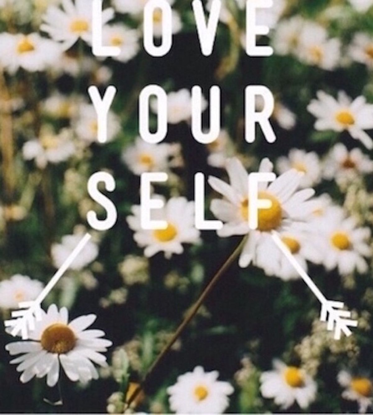 "5 Tips To Start Loving ""You"""