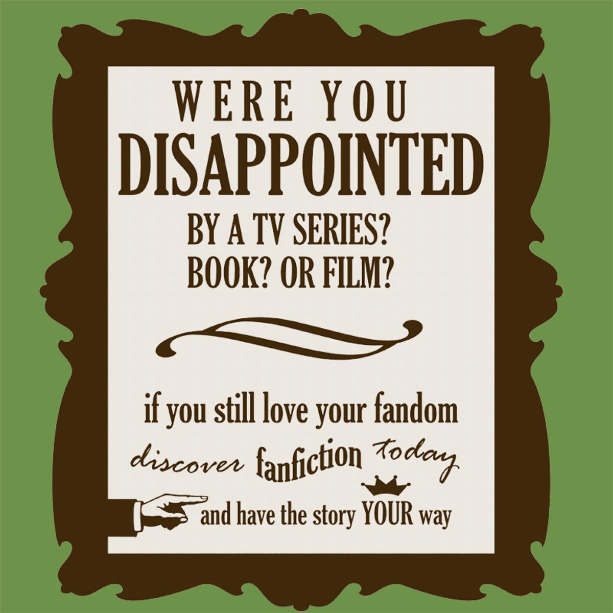 Fanfiction- Stories That Speak to a Fan's Heart