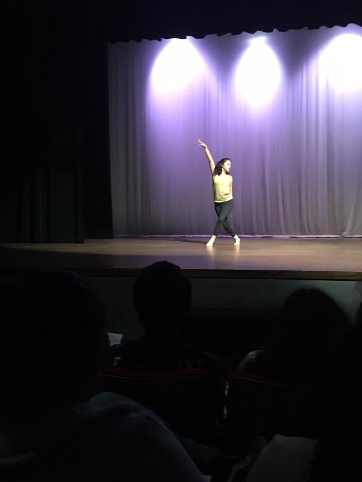 My Journey As A Dancer