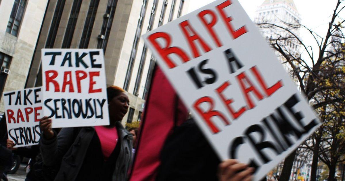 Is Rape A Punishable Crime?