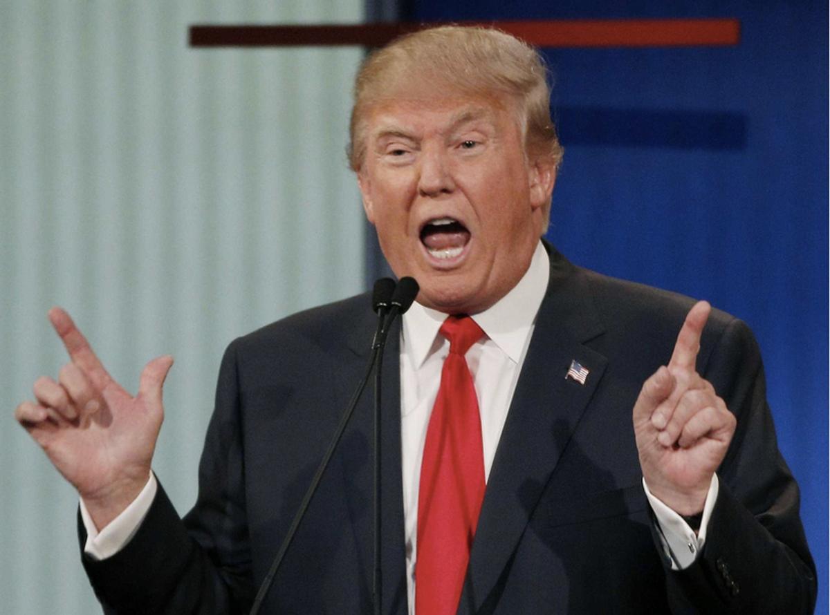 Major Shift In Leadership In The Trump Campaign