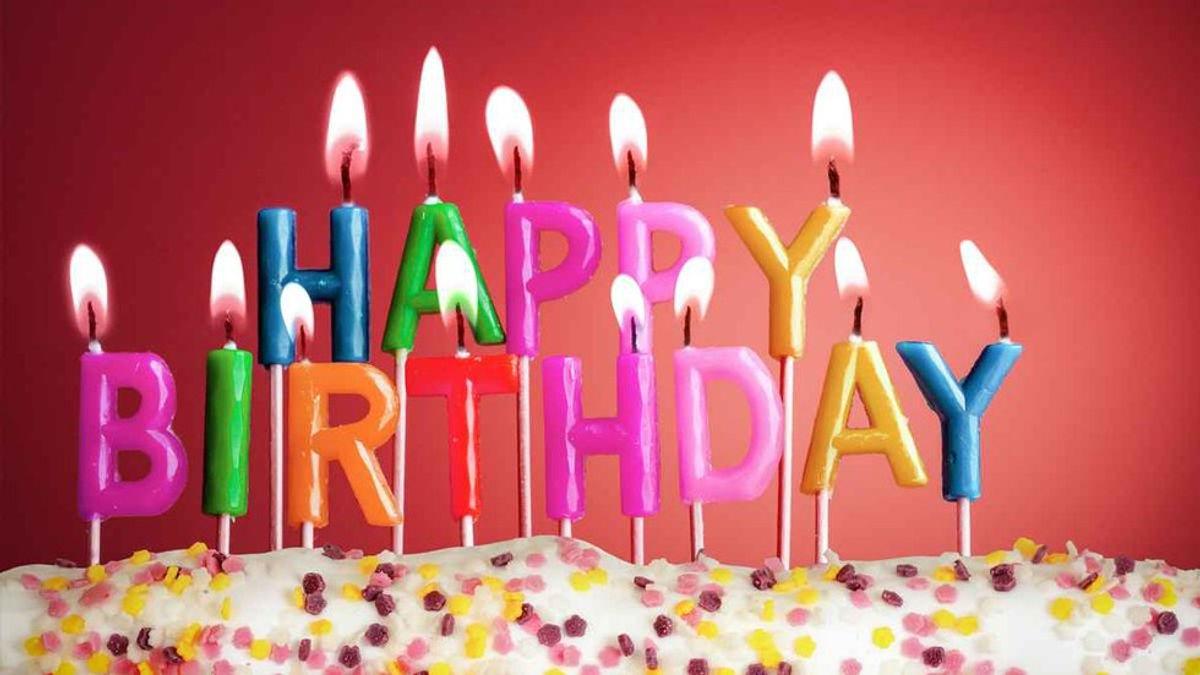 My Birthday Years