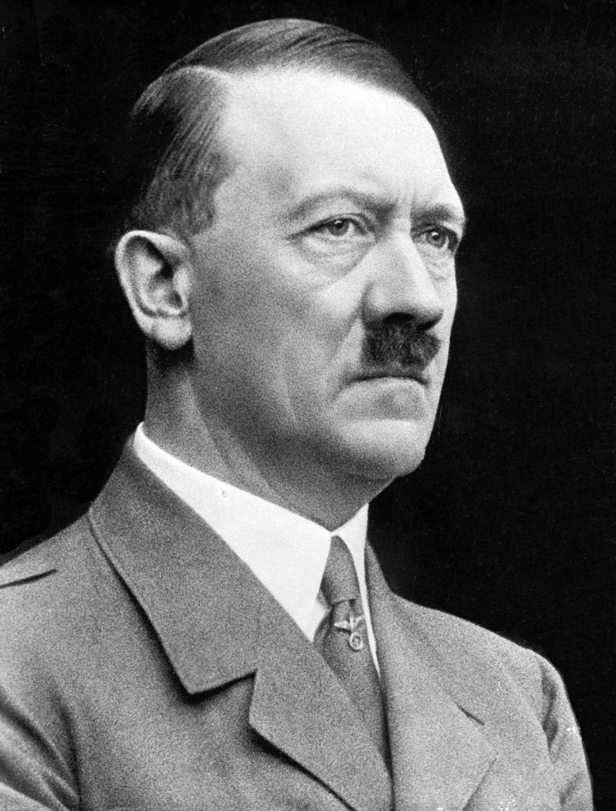 Hitler Failed To Get Into Art School