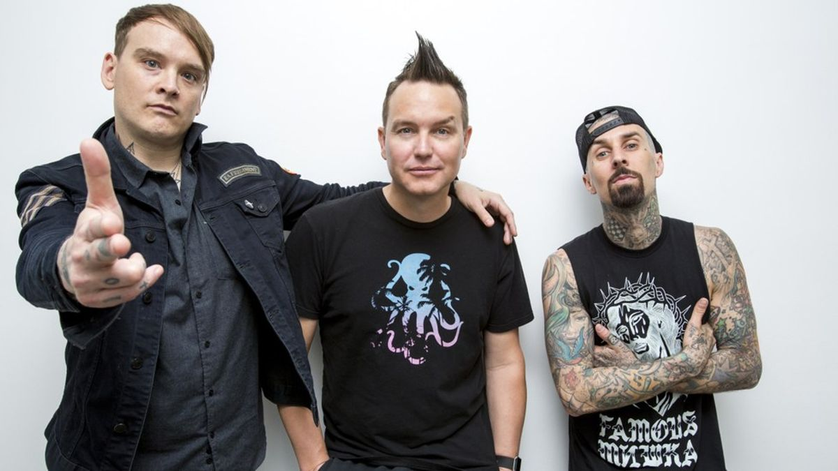Blink-182 Is Here For The Win