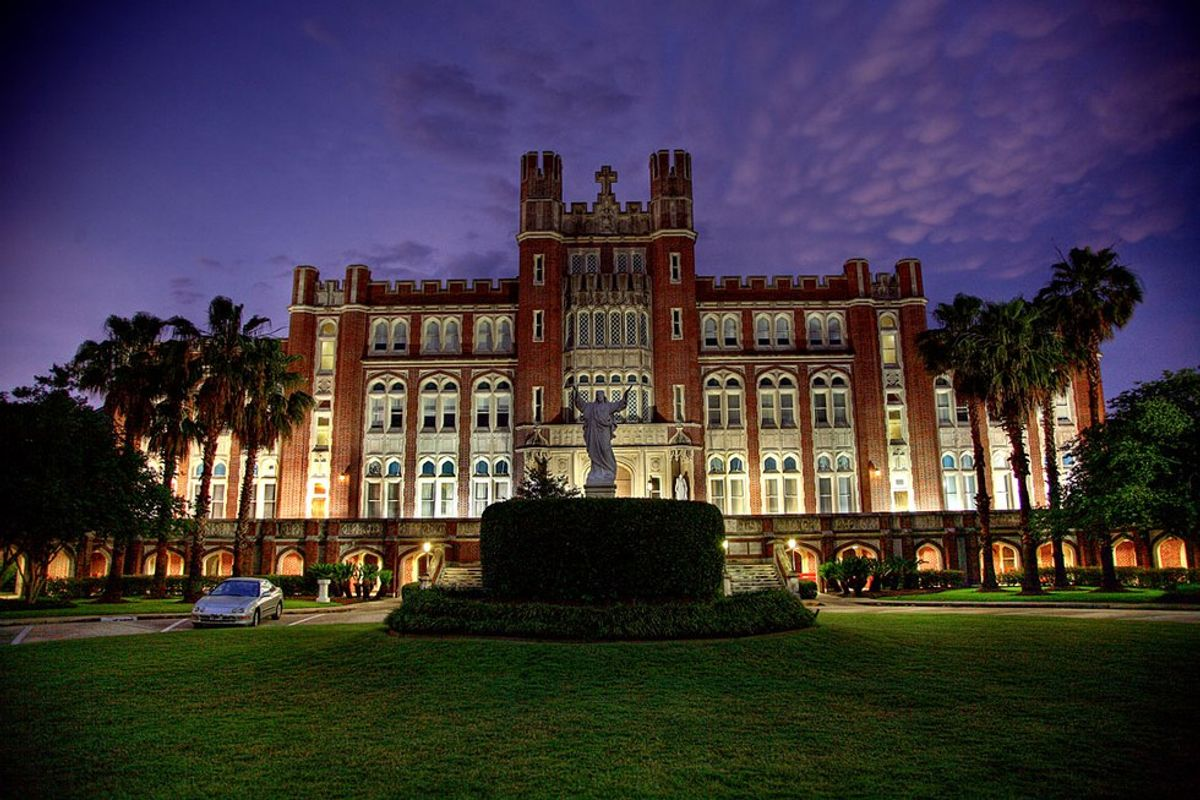 Why I Chose Loyola University New Orleans