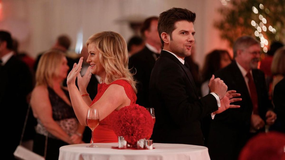 12 Times Ben Wyatt And Leslie Knope Were Your 'Couple Goals'