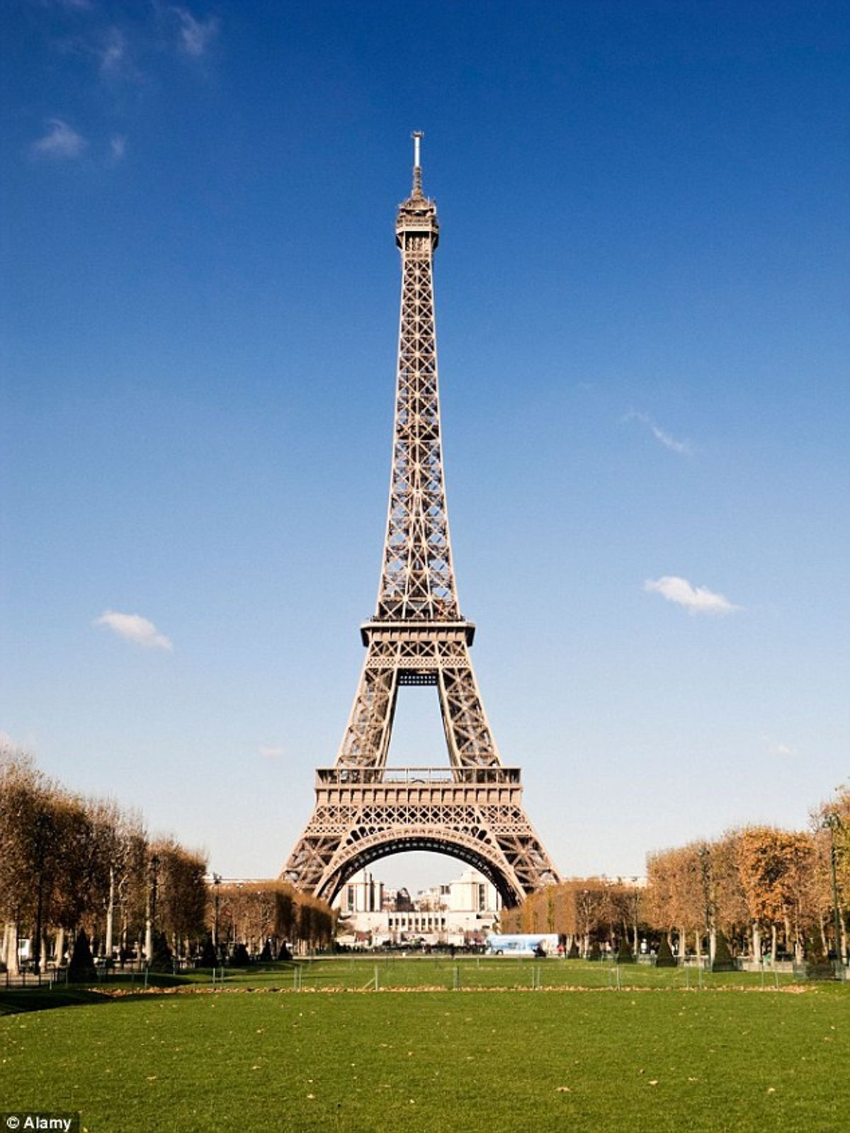 This Disappointment Of Paris
