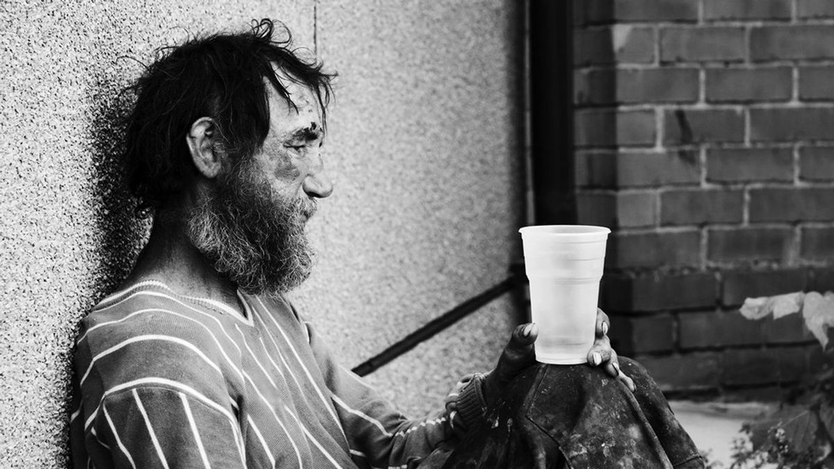 Why You Should Stop Ignoring The Homeless Man On The Street