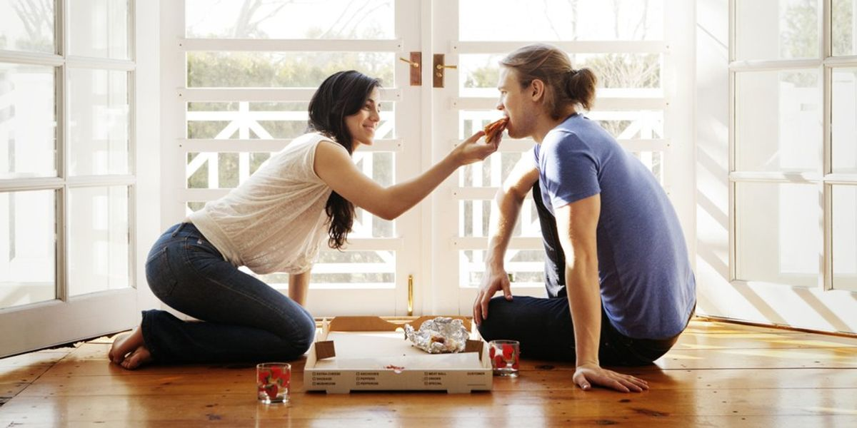 11 Reasons For Living With Your Boyfriend In College