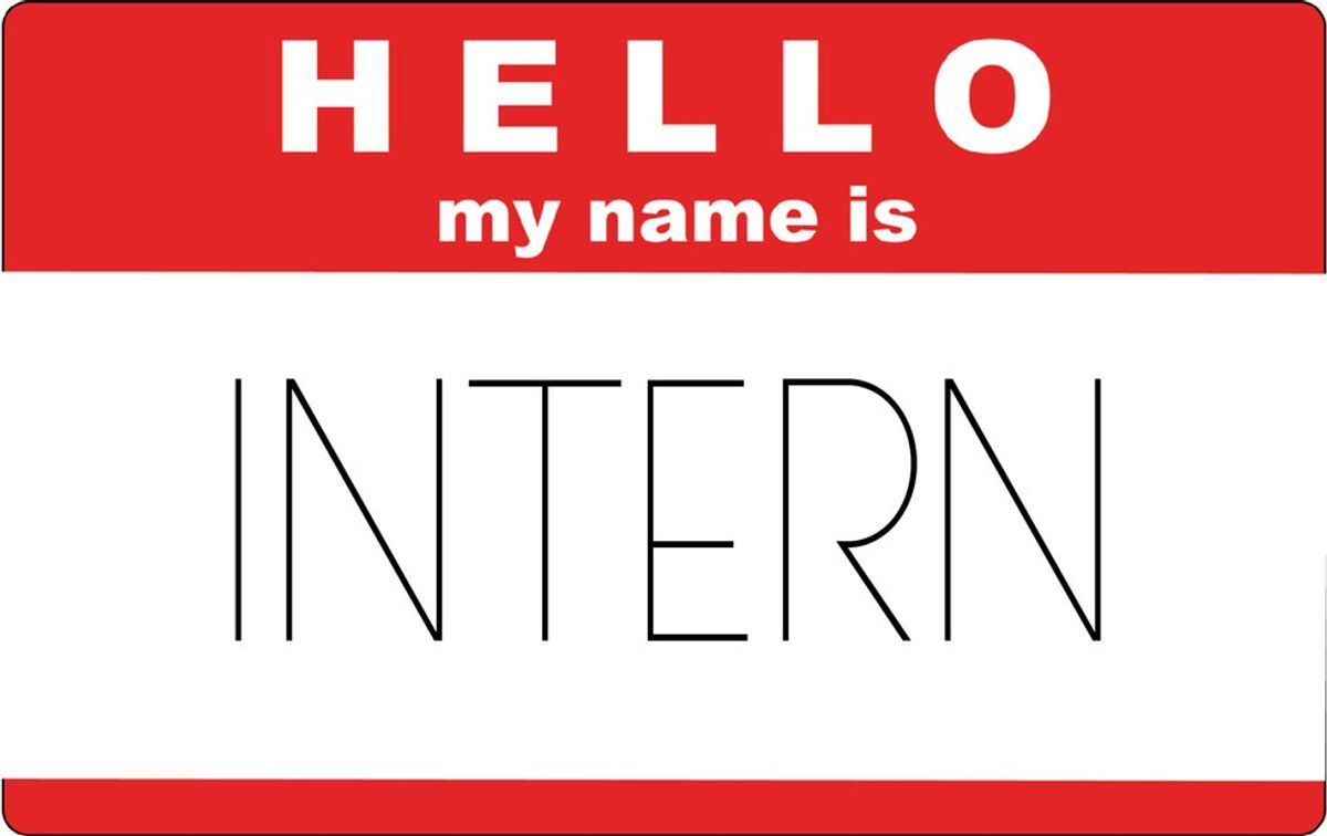5 Things You Actually Get Out Of A Summer Internship
