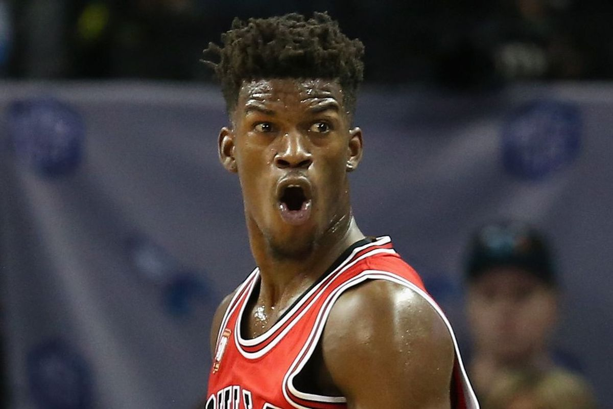 21 Reasons To Love Jimmy Butler