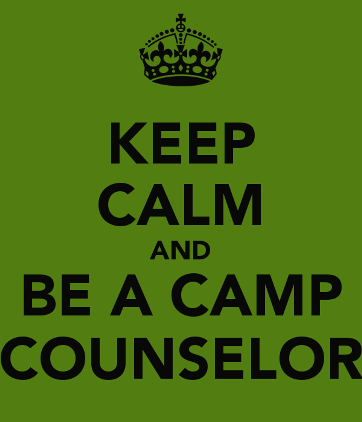 5 Reasons Why Being A Camp Counselor Is The Best Job Ever
