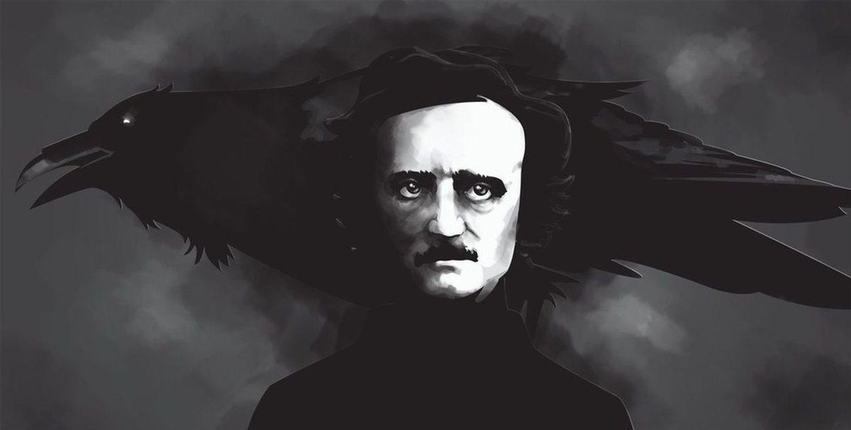 8 Essential Poems by Edgar Allan Poe