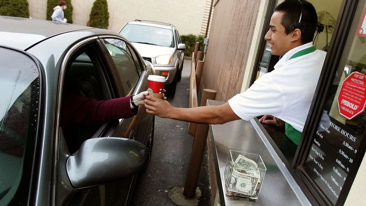 5 Things Not To Do At A Drive-Thru
