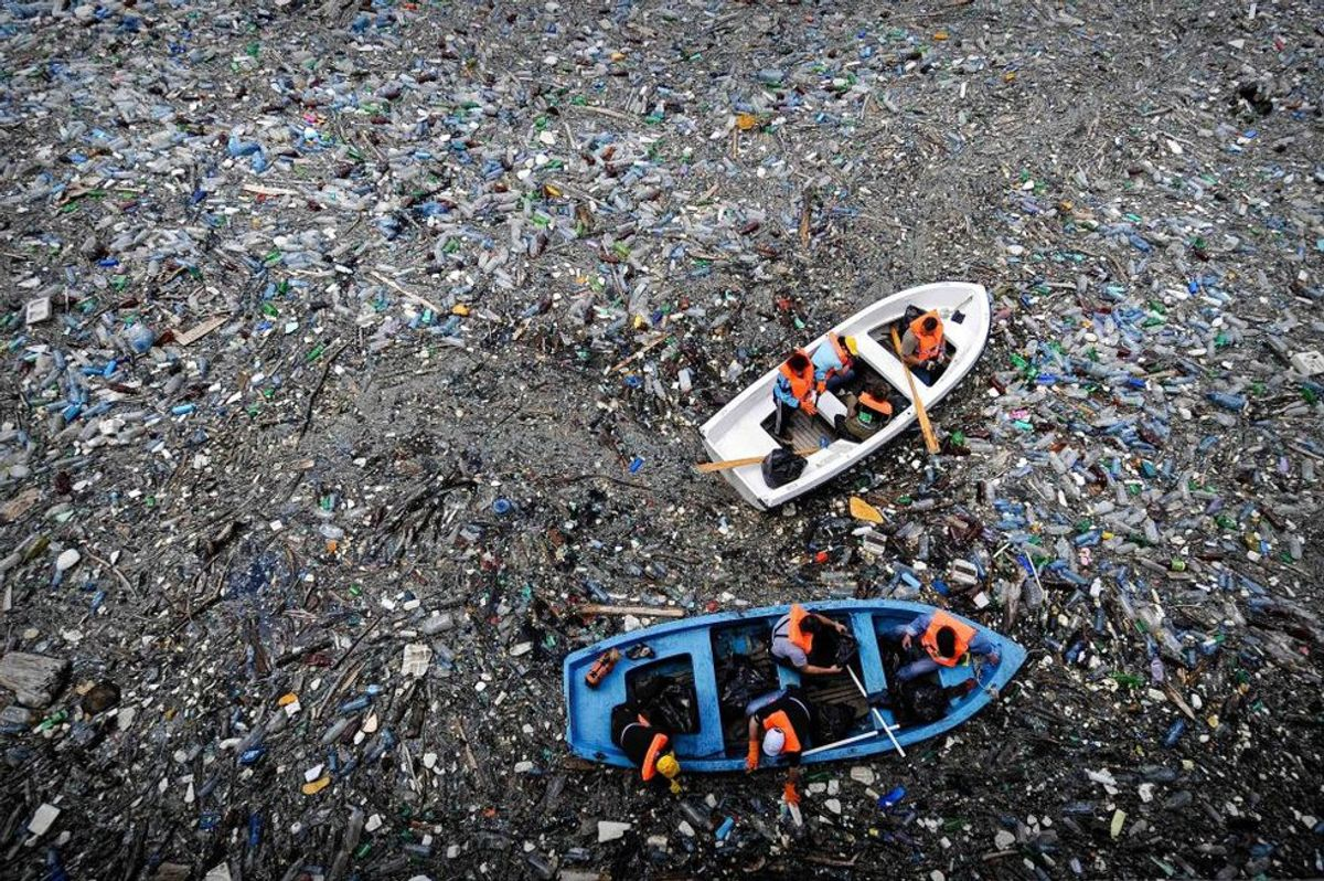 Our Unhealthy Obsession With Plastic