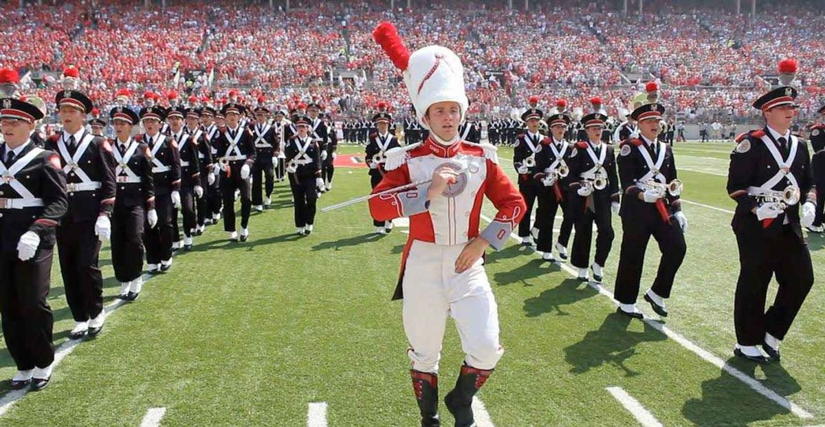 5 Reasons Why I Love Marching Band
